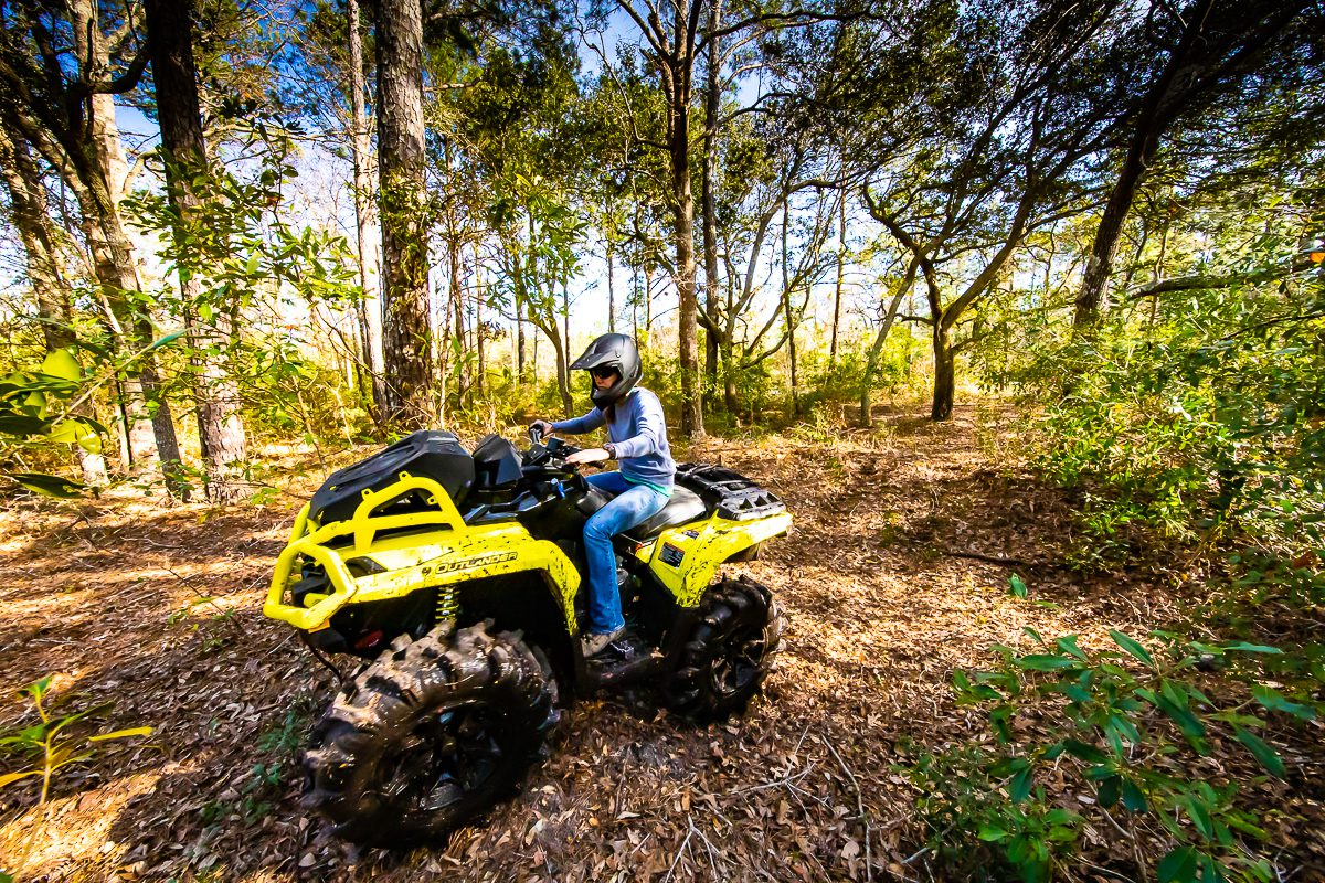 ATV Tours | Ocean Isle Beach | The Swamp Park